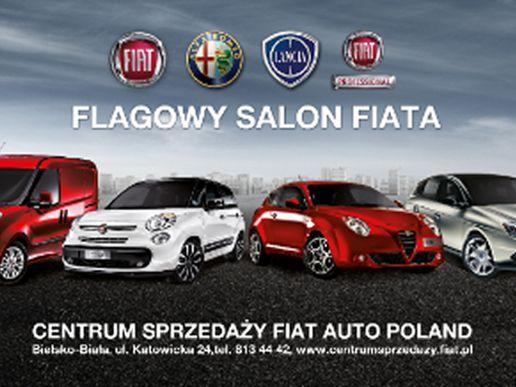 CENTRUM SPRZEDAŻY FIAT AUTO POLAND