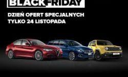 Alfa Romeo, Fiat, Jeep, Abarth i Fiat Professional - Black Friday.
