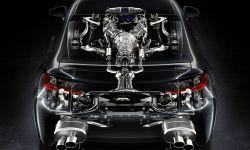 Pięciolitrowe V8 Lexusa