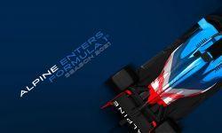 Alpine F1 Team wjeżdża do świata Formuły 1