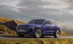 Techniczne udoskonalenia w Audi e-tron