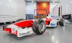 Do kupienia wyścigówka z debiutu Toyoty w Formule 1