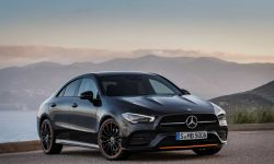 Mercedes-Benz CLA Coupe 2019