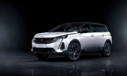 Nowy SUV PEUGEOT 5008 - Designed to go Beyond Yourself