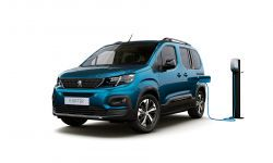 Nowy Peugeot e-Rifter