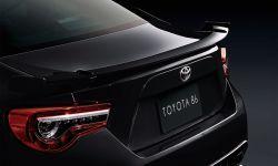 Toyota przywołuje wspomnienia - GT86 w specjalnej wersji Black Limited