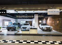 Volvo Karlik – Showroom Stary Browar