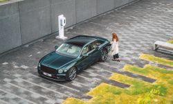 Bentley Flying Spur debiutuje w wersji hybrydowej