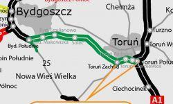 7 firm chce zaprojektować i zbudować S10Toruń Zachód - Toruń Południe