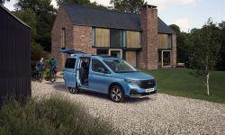Ford - zupełnie nowy samochód wielofunkcyjny Tourneo Connect