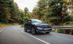 Nowa Honda HR-V tylko z technologią E:HEV, łączącą oszczędność i osiągi