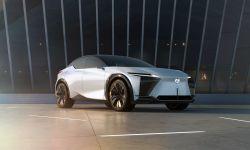 Takie będą elektryczne Lexusy