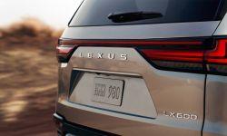 Nowy Lexus LX – premiera 13 października