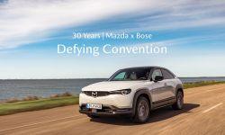 30 lat współpracy Mazdy i Bose