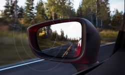 2022 Mazda2 Soul Red Crystal Safety Blind Spot Monitor.jpg