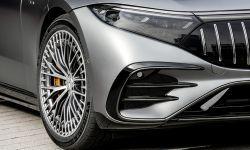Mercedes-AMG EQS 53 4MATIC+ z napędem elektrycznym