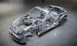 Mercedes-AMG SL z nowym kompozytowo-aluminiowym nadwoziem