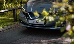 Nissan LEAF z sygnałem dźwiękowym Canto – posłuchajcie!