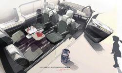 Nowy Multivan - stolik staje się inteligentnym, wielofunkcyjnym narzędziem