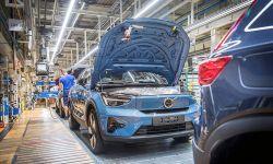 Volvo Cars rozpoczyna produkcję modelu C40 Recharge w belgijskiej Gandawie