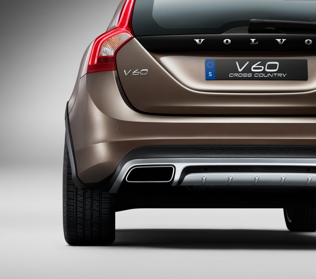 V60 Cross Country - uterenowione Volvo